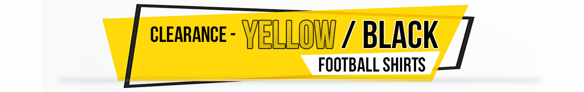 yellow black banner