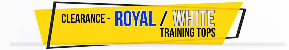 royal white banner
