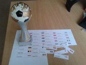 Football World Cup Sweepstake