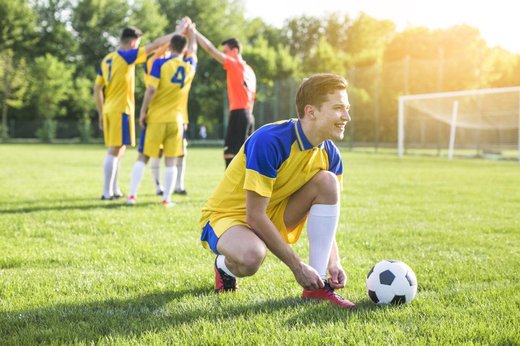 Grassroots football social value