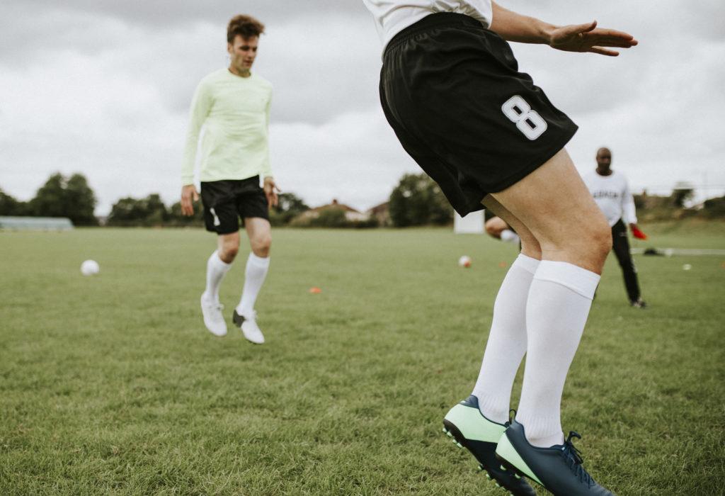 Plyometric Football Training
