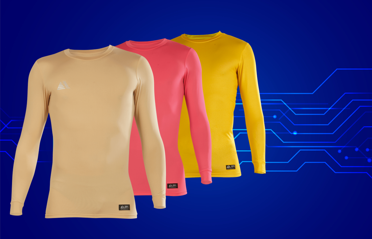 Base Layer Tops from Pendle Sportswear