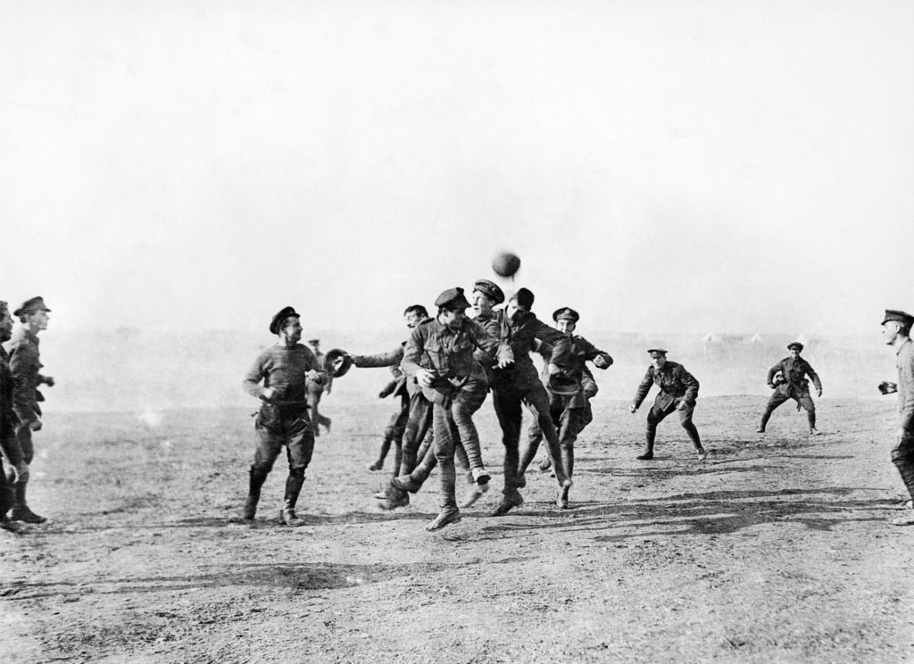 World War 1 Football