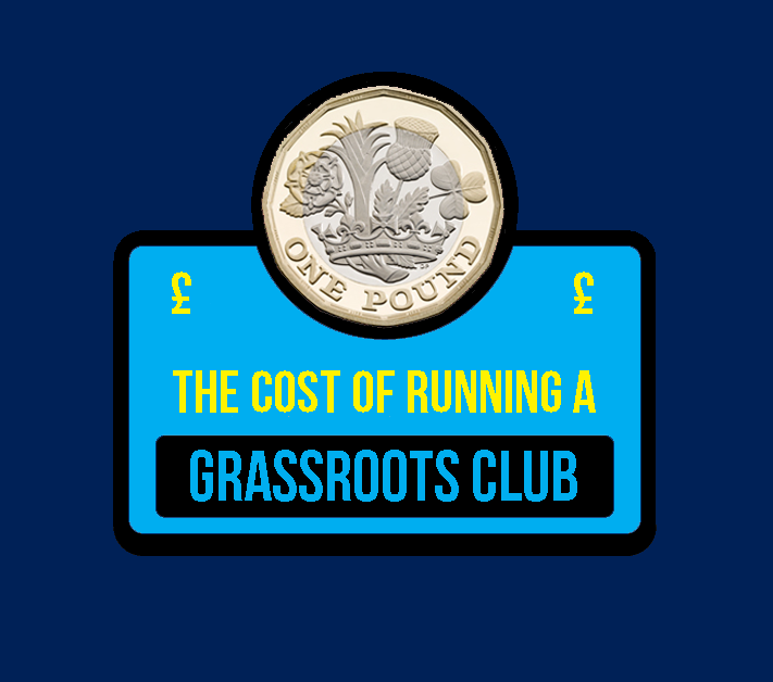 Cost of running a grassroots club football badge