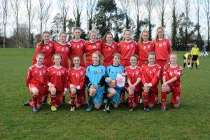ESFA U15s girls