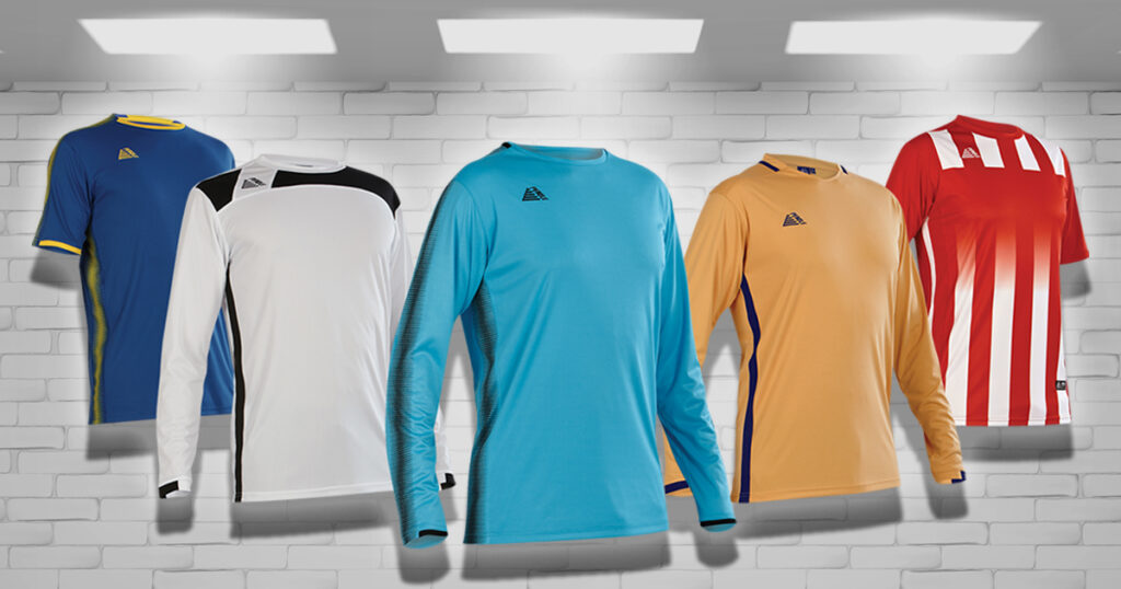 Pendle Football Shirts