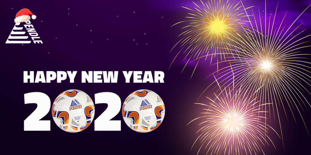 Happy New Year 2020 From Pendle Sportswear