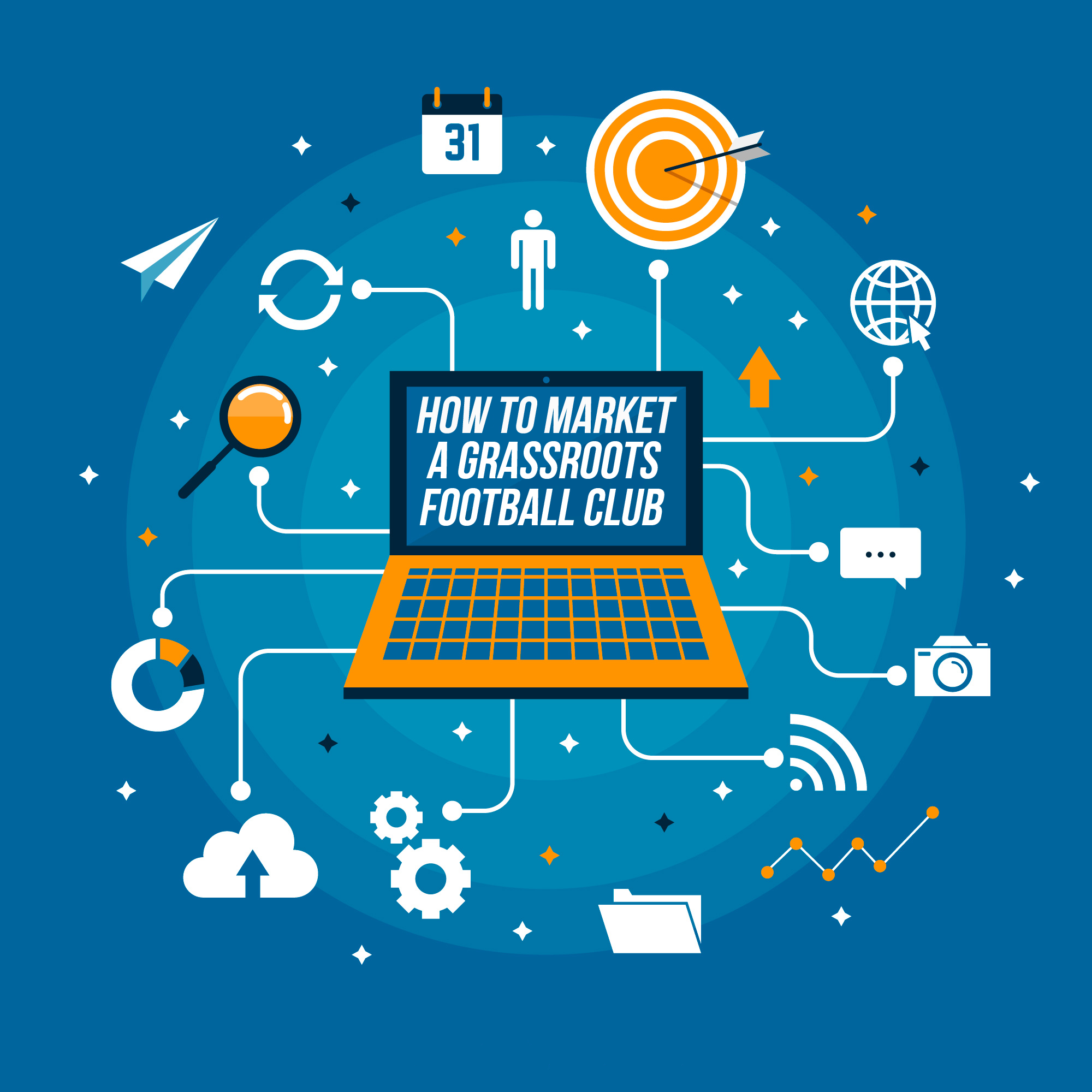How to market a grassroots football club