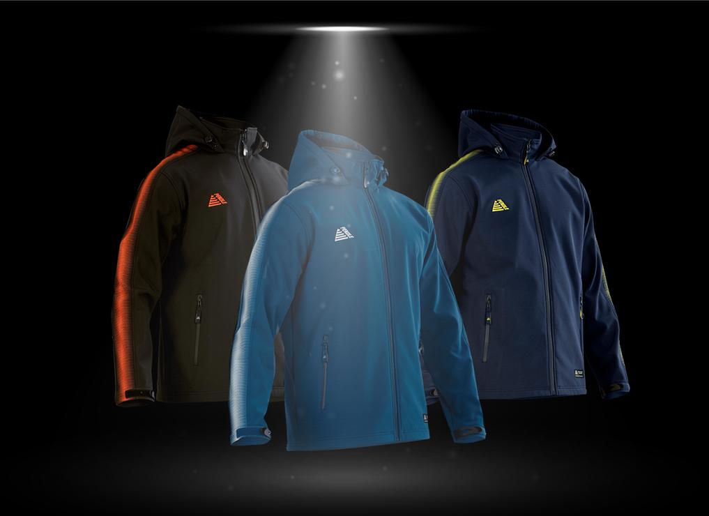 Inter Rain Jacket Product Spotlight