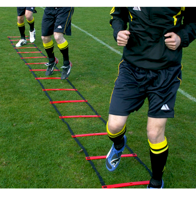 Pendle Football Agility Ladder Training Session