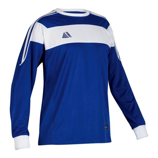Lazio Football Shirt in Royal/White