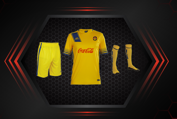 Custom Football Kit: The Pendle Way