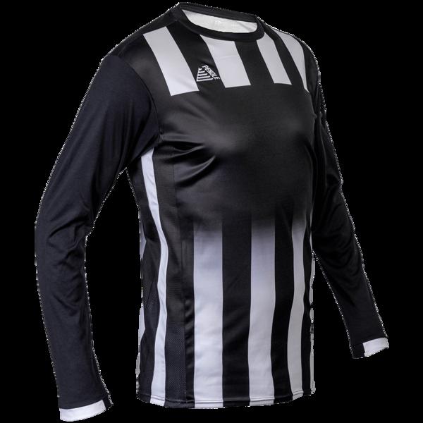 Roma Football Shirt in black/white