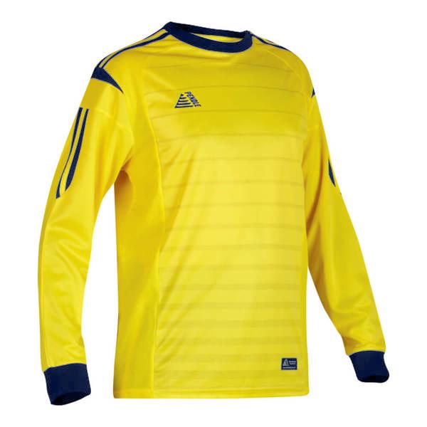 Spartak sale football shirt in yellow/royal