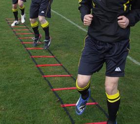 Football Training Equipment Ladder