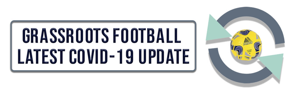 Grassroots Football Latest Covid-19 Update Banner With Pendle Football