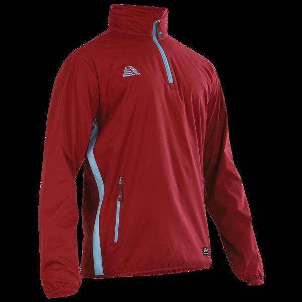 Pendle Sportswear Vienna 1/4 Zip Rain Jacket