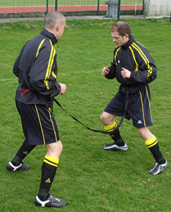 Football Training Evasion Belt