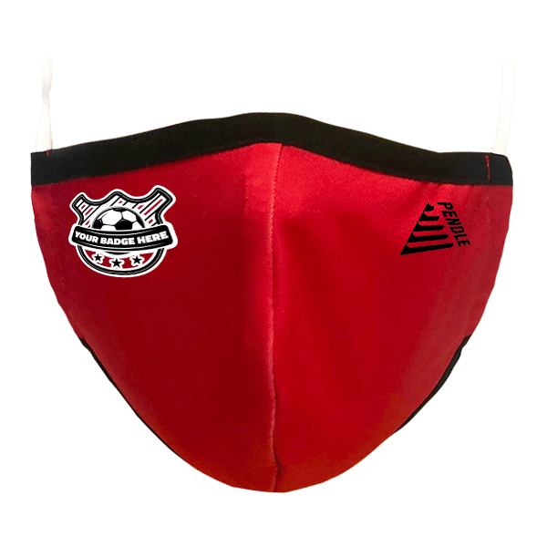 Pendle Football Face Coverings