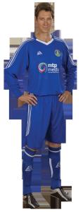 Pendle Napoli Football Kit