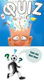 Pendle Sportswear Football Quiz
