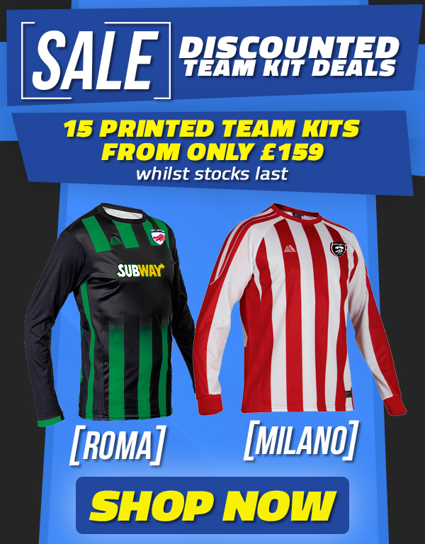 Discounted Team Kit Deals