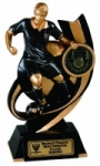 Black Swerve Football Trophies - Limited Stock